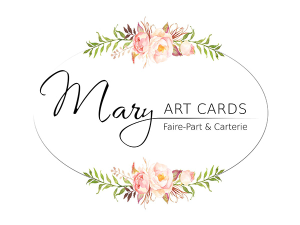 Faire-part Mary Art Cards