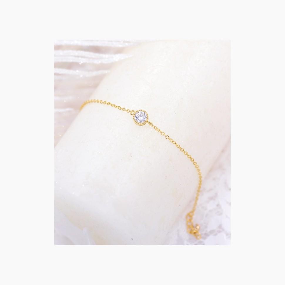 Bracelet mariage Charly