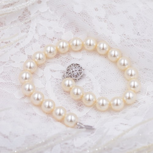 Bracelet mariage Camille