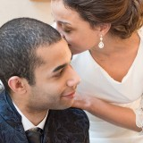 Boucles d'oreilles mariage Soliste