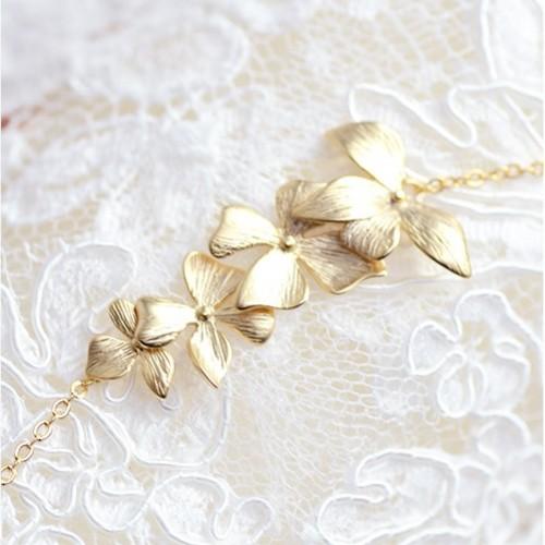 Bracelet Mariée Synthia