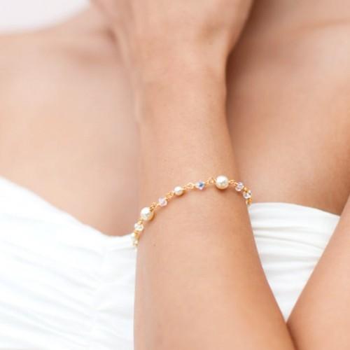 Bracelet mariage Victoria