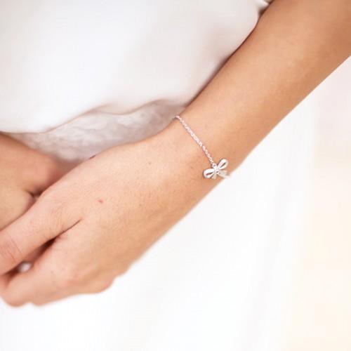 Bracelet mariage Nella