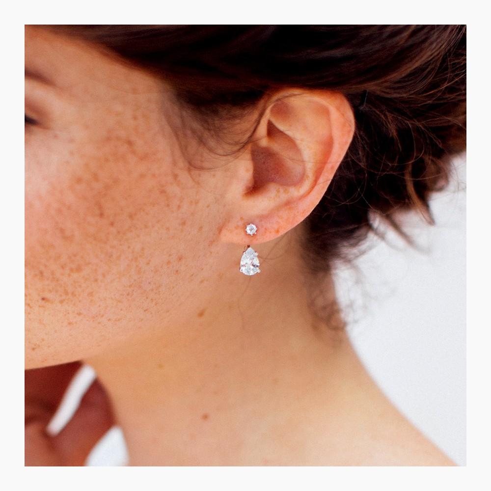 Trouvez des boucles d'oreilles de fantaisie de tous les styles chez Bizou. Boucles d'oreille en plumes, anneau ou des dormeuses à porter du 9 à 5 au 5 à 7!