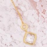 bijoux de dos doré