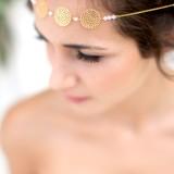 Headband mariage Manolie