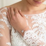 Bracelet de mariée adoré