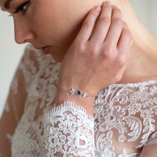 Bracelet mariage Catnys
