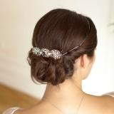 Headband mariée