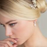 Boucles d'oreilles mariage Kate