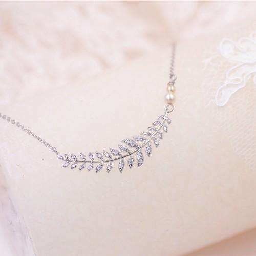 Bracelet mariée perle