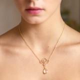 Collier de mariée cristal Nila