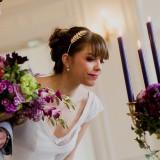 Serre tête mariage bohème
