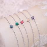 Bracelet mariage discret