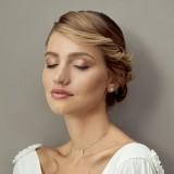 Boucle d'oreilles Mariée perle Aya