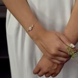Bracelet mariée Morgane