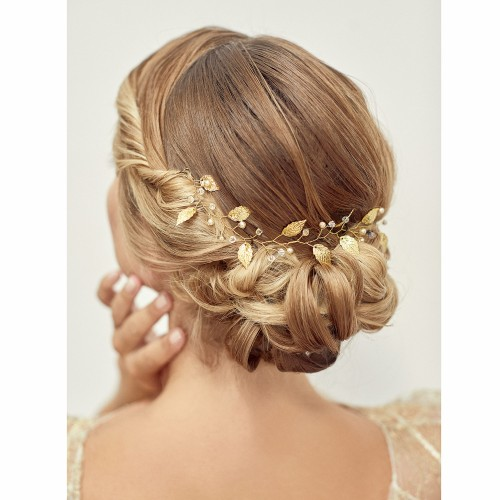 Limited Time Deals New Deals Everyday Accessoire Cheveux Chignon Mariage Off 75 Buy