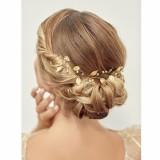 Vigne cheveux pour mariée Louison