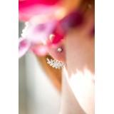 Bijoux de lobe mariage