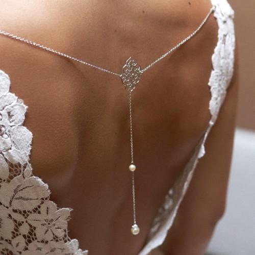 Bijou pour robe de mariée Eliott