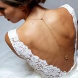 Collier mariage perle de Swarovski