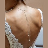 bijoux de dos mariée