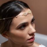 Headband mariage souley