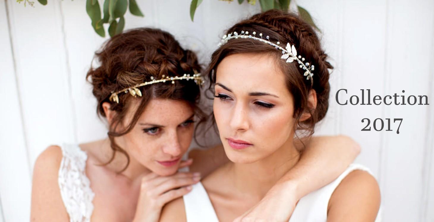 Accessoires cheveux mariées